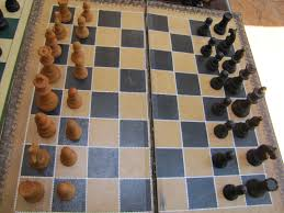 Wooden Chess Set by My Fascination With Wooden Chess Sets Kenya Chess Masala