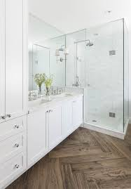 white and gray bathroom ideas the 25 best wood floor bathroom ideas on wood tile