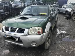 nissan navara 2006 interior navara west cork 4 4 breakers