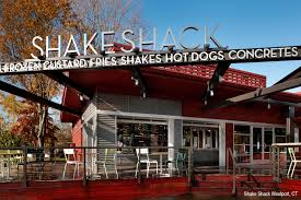 Shack by Aria Group Architects Project Shake Shack