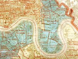 Map Of Oxford England by Area Maps U0026 Churches U2013 Parish Register