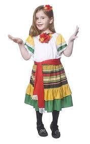 Halloween Costumes Spanish Dancer Kids Mexican U0026 Spanish Costumes Halloween Costumes 4u