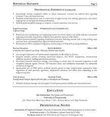 Legal Resume Example by Sample Resume For Attorney Free Resumes Tips