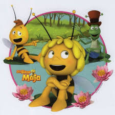 59 maya bee printables images maya bee