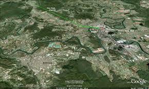 Zagreb Map Zagreb U2013 Infrastruct