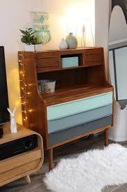 meuble design vintage avant apres rénovation d u0027un meuble vintage pour mon salon