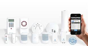 starter security system 6 pieces wireless security system