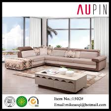 2016 european french country new style fabric sectional corner