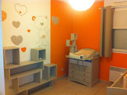 chambre bebe orange beautiful chambre bebe garcon orange contemporary design trends