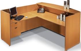 L Shaped Reception Desks L Shaped Reception Desk Discount Office Furniture