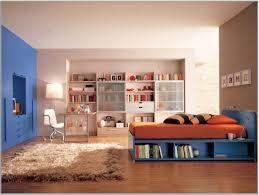 home design kids room modern furniture bookshelf with books for