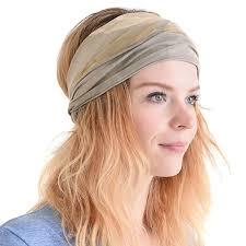 hippie hair bands casualbox mens elastic headband tie dye japanese boho