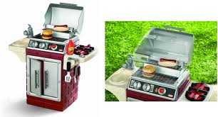 Backyard Barbeque Little Tikes Backyard Barbeque Get Out U0027n Grill Only 22 00 Reg