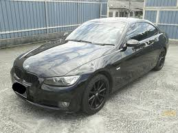 bmw 320i coupe price bmw 320i 2008 2 0 in johor automatic coupe black for rm 122 800