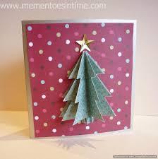 3d tree cards lights decoration
