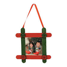 photo frame christmas ornaments craftaholics anonymous 5 easy
