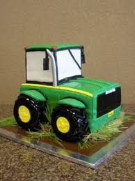 john deere tractor cake one of my early novelty cake making