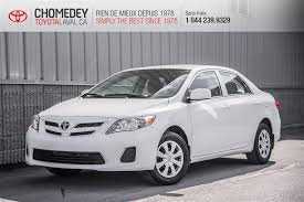 toyota siege used 2013 toyota corolla ce c siege ch for sale in laval
