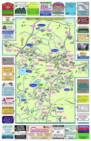 boston tourist map columbia county boston corners copake copake falls copake lake