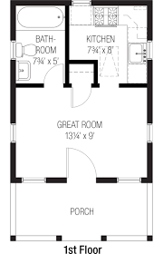micro cottage floor plans guest house plans 500 square feet tiny house 3 beautiful homes for