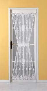 Patio Door Net Curtains Front And Back Door Net Curtains Made To Measure Mesh Curtains