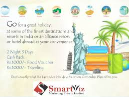 smartviz holidays in 3 4 luxurious hotels resorts let s