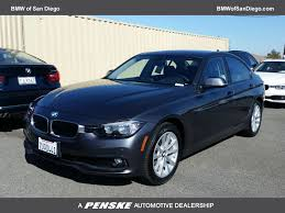 certified pre owned lexus san diego 2016 used bmw 3 series 320i at bmw of san diego serving san diego