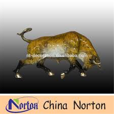 beautiful bull brass made crafts for home office decor u0026 gift