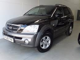 used kia sorento black for sale motors co uk