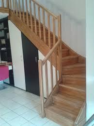 Peindre Escalier Beton Interieur by Repeindre Escalier En Bois On Decoration D Interieur Moderne