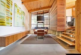 interior kitchen wooden interior living room design for house