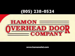 Hamon Overhead Door Garage Door Paso Robles Hamon Overhead Door Company Inc