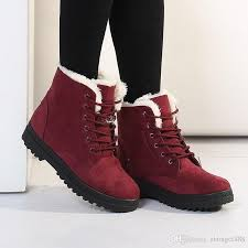 womens size 12 fur lined boots high grade s boots fashion winter boots leather