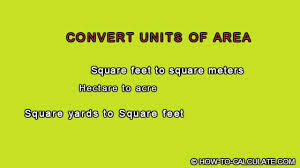 square meters to square feet archives how to calculate