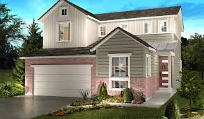 modern farmhouse elevations shea spaces at stepping stone parker co stepping stone