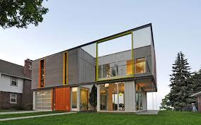 modern grey interlocking building block home designs can be decor
