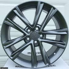 lexus is 250 dunlop tires 4 new 18 u0026 034 wheels rims for 2014 2015 lexus is250 f sport rim