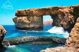 Azure Window Azure Window A Natural Wonder Lost Excelsior Hotel Malta