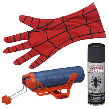 disney ultimate spider man mega blaster shooter