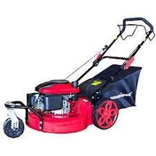 self propelled lawn mower kmart