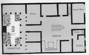 exciting plan of a roman house contemporary best inspiration