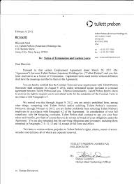 cover letter contract termination letter sample contract
