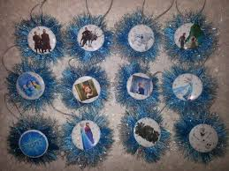 Frozen Christmas Decorations 218 Best Christmas Ornaments Images On Pinterest Christmas