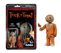 reaction figure horror sam trick u0027r treat horror action