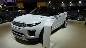 land rover interior 2016 2016 range rover evoque autobiography exterior and interior