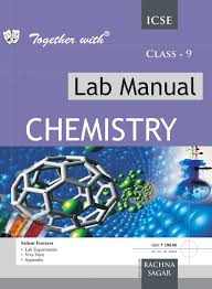 together with icse lab manual chemistry 9 amazon in rachna