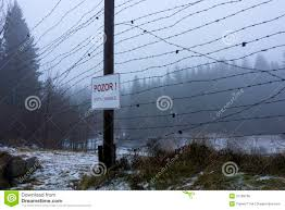the iron curtain royalty free stock photo image 31189705