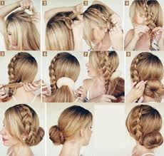 Einfache Frisuren Selber Machen Offene Haare by Fabulous Dirndl Frisur Accessoire Für Die Haare Frisuren 2016