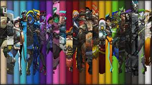 wallpaper overwatch made a wallpaper with all 23 heroes 1920x1080 overwatch