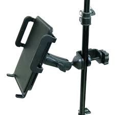 large heavy duty c clamp music stand desk mount for apple ipad 4